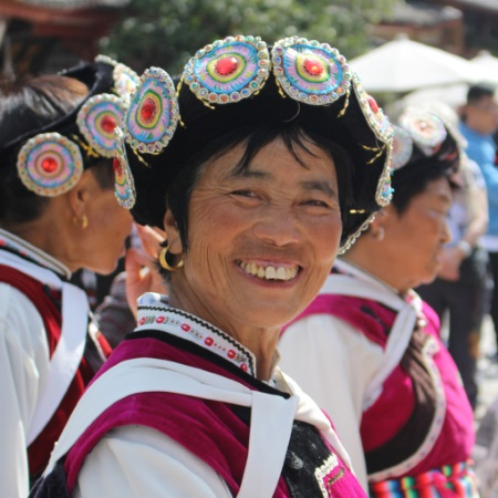 Naxi People