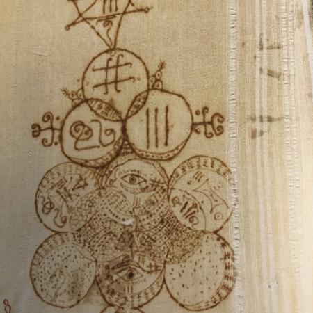 Henna Cloth