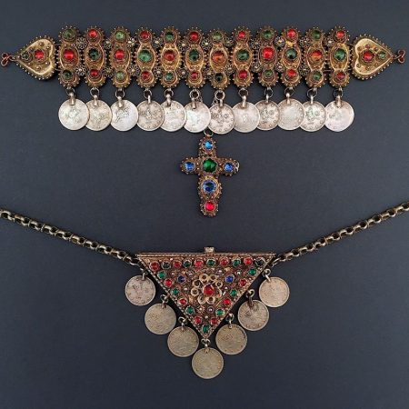 Neck Ornament and Pendant – Albania
