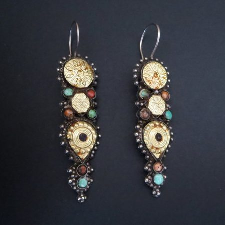 Earrings – India