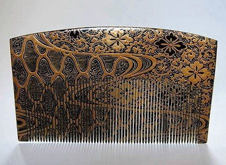 Hair comb – Japan