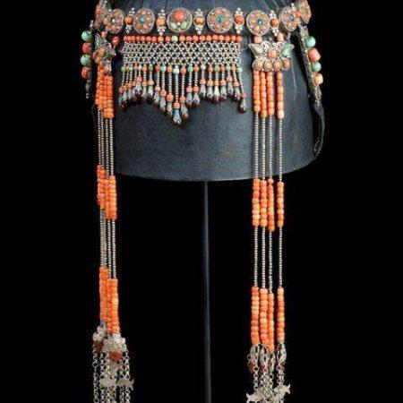 Headdress – Mongolia