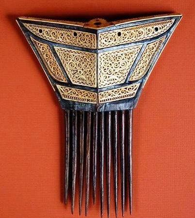 Comb – Indonesia
