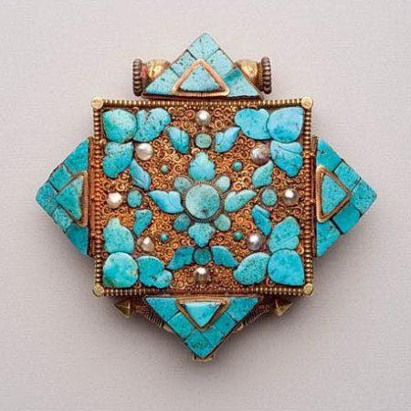 Pendant box – Tibet