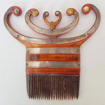 Hair comb – Indonesia