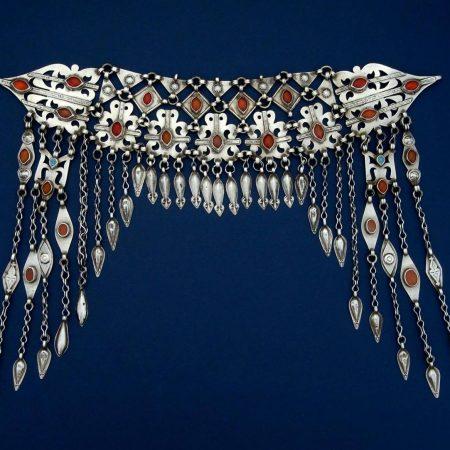 Headdress – Turkmenistan
