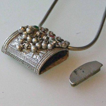 Amulet box – India