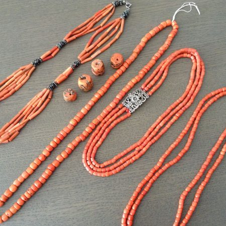 Necklaces – Yemen/Tibet