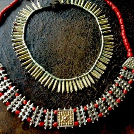 Choker and Anklet – Ethiopia/Eritrea