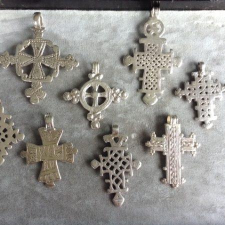 Coptic cross – Ethiopia