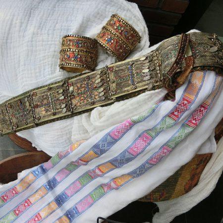Belt/Anklets – Ethiopia
