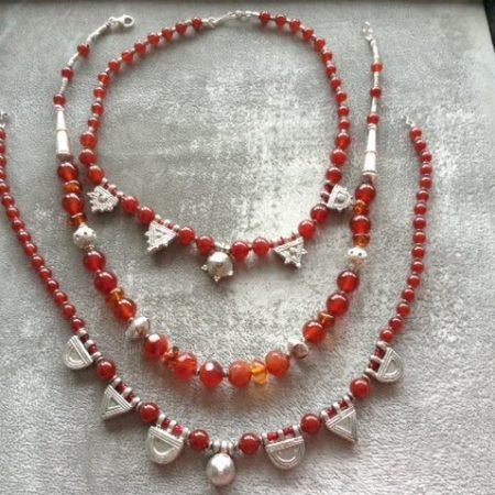 Necklaces – Tibet/Ethiopia