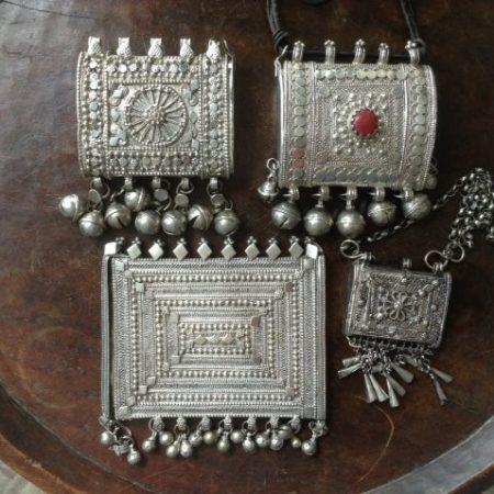 Amulet boxes – Ethiopia
