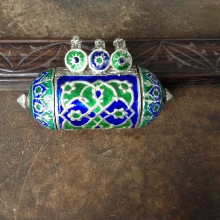 Scroll/Amulet holder – Pakistan