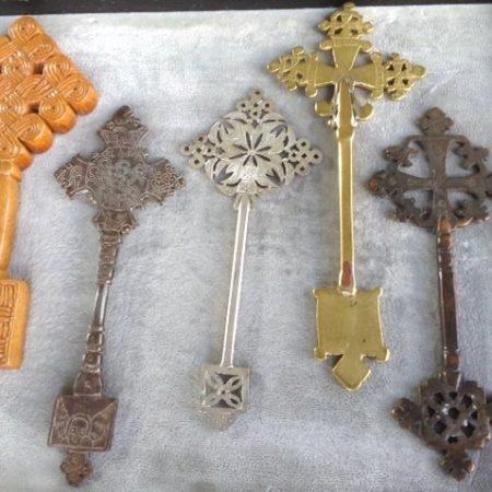 Hand crosses – Ethiopia/Eritrea