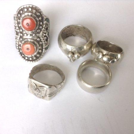 Rings – Ethiopia/Tibet