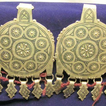 Ornamental discs – Morocco
