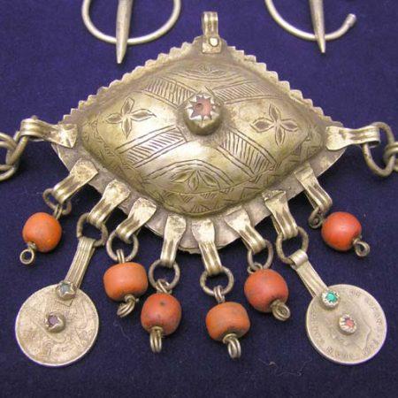 Fibula Talisman – Morocco