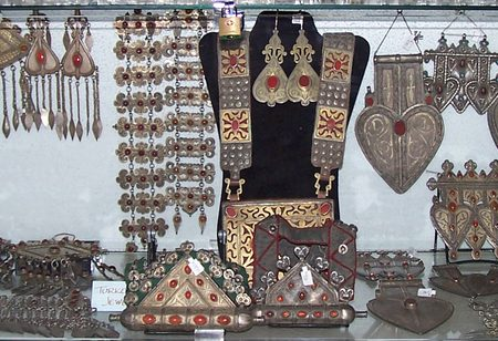 Turkomen Jewellery – Turkmenistan