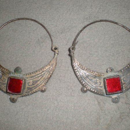 Ear rings – Morocco