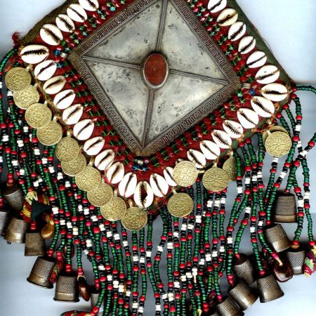Chest ornament – Turkmenistan