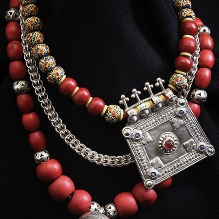 Necklaces – Afghanistan