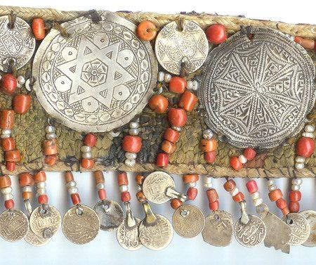 Head dress – Morocco