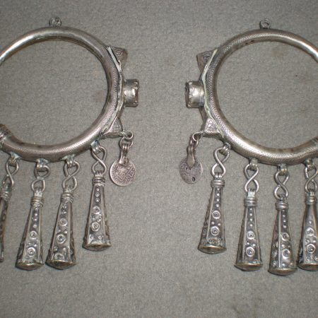 Ear rings – North Africa