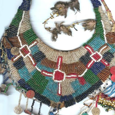 Neck piece – Afghanistan