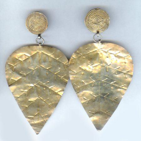 Earrings – Turkmenistan
