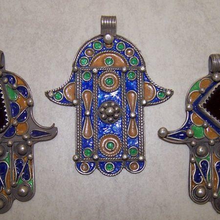 Pendants – Morocco
