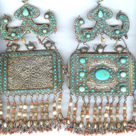 Pendants – Uzbekistan