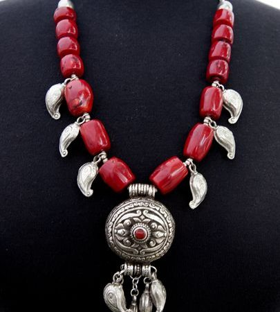 Necklace – Tibet/Afghanistan