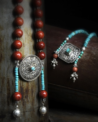 Necklaces – Tibet