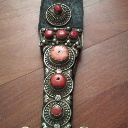 Belt ornament – Tibet