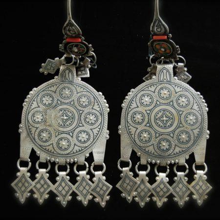 Head ornaments – Morocco