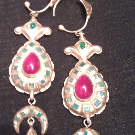 Earrings – Morocco