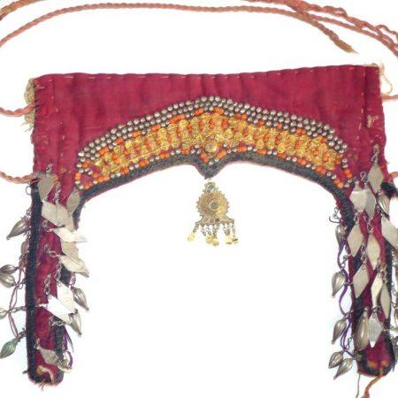 Head dress – Turkemnistan