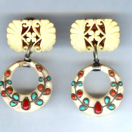 Earrings – India/China
