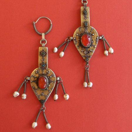 Earrings – Uzbekistan