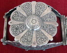 Belt buckle – Morocco