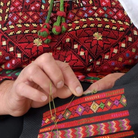 Palestinian Folk Embroidery