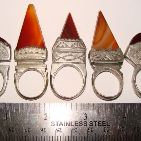 Hair rings – Niger