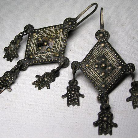 Earrings – Morocco