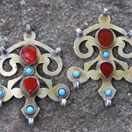 Pendants – Turkmenistan
