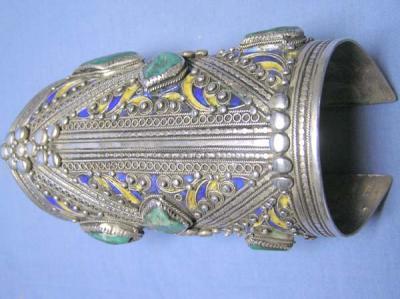 Arm cuff – Algeria