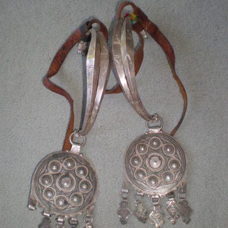 Ear hoops – Morocco