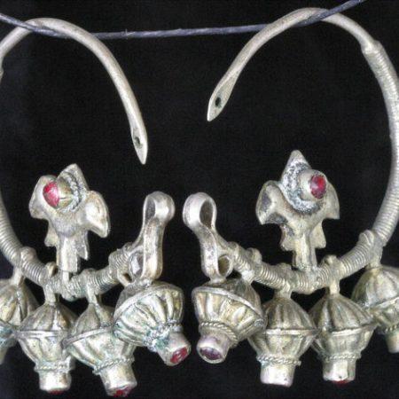 Earrings – Central Asia