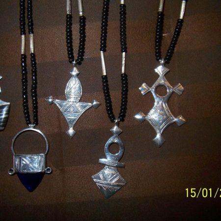 Necklaces – Saharan Africa
