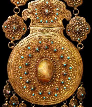 Horse Ornament – Uzbekistan